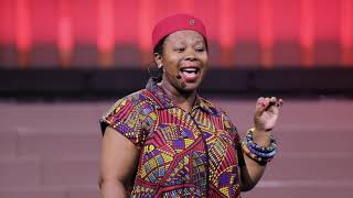 Redefining change  turning progress into power | Thabisile Phumo | TEDxLytteltonWomen