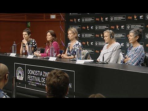 Press conference ''La Fille de Brest'' (O.S.) - 2016