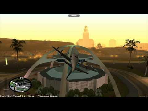 GTA San Andreas: TulioTC's Hydra Stunts