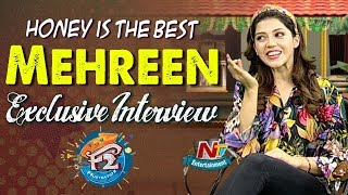 Mehreen Pirzada Exclusive Interview | F2 Movie | NTV Entertainment