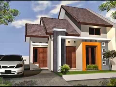 KEREN INILAH Model Rumah Minimalis Terbaru 2020 Yang