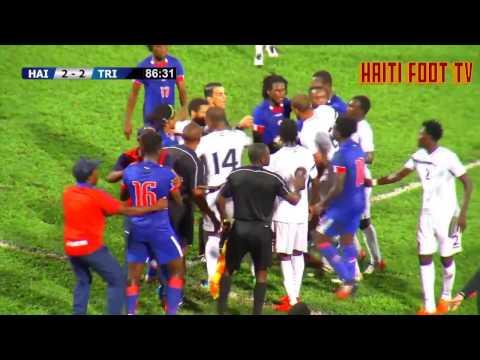 HFTV: Haiti VS Trinidad 1-8-2017