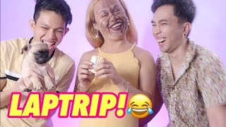 PINAKA-MATINDING MAKE UP TRANSFORMATION!! ( LAPTRIP NI DZAE) by Medyo Maldito