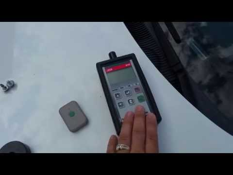 How to program, reset, relearn, train ford TPMS sensors using just magnet!!!