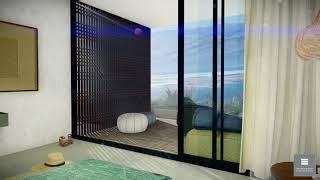 Dead Dea Hotel   Interior Design   Suite Concept