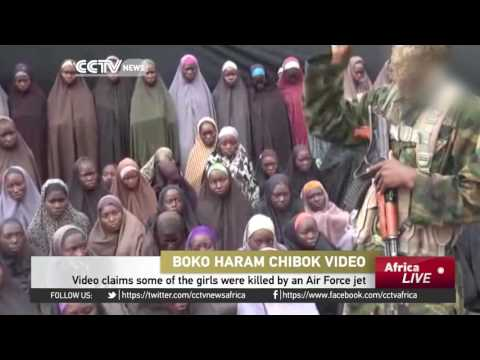 Boko Haram releases new video showing girls carrying toddlers