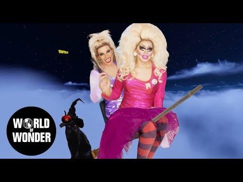 "UNHhhh Ep 66: ""Hallowiener"" w/ Trixie Mattel & Katya Zamolodchikova"