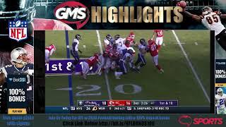 GMS Baltimore Ravens vs Kansas City Chiefs - FULL HD GAME Highlights Week 14