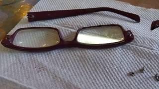 видео Очки для зрения самостоятельно выбрать невозможно