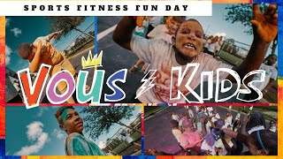 Sports Fitness Fun Day | VOUS CHURCH B2S | Color Run