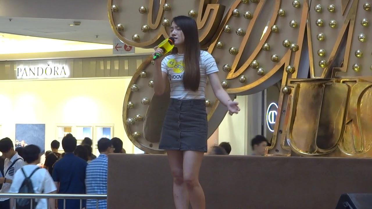 呂月華(數獨華哥)《睡公主》@ Apm Music Live 全港發「Sing」大賽 - YouTube