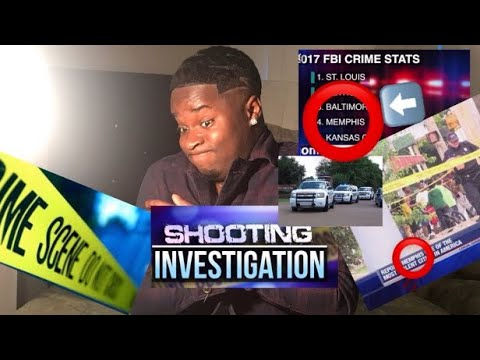 LIVING IN ONE THE MOST DANGEROUS CITIES IN U.S ... MEMPHIS!!
