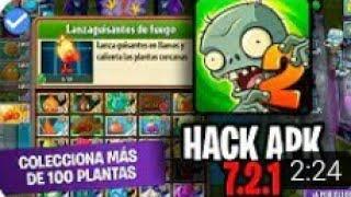 Plants vs zombies 2 v7.2.1 hack apk mediafıre 2019   Descargar Por Mediafire ✅