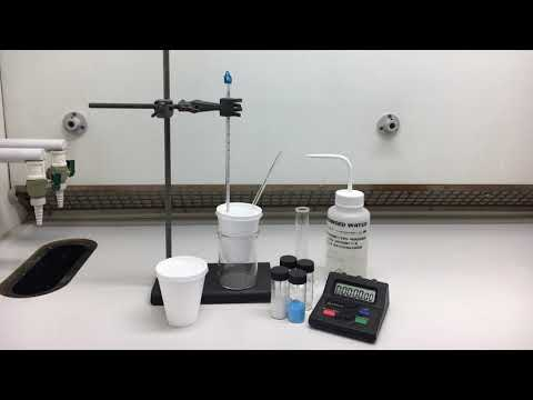 Required Practical 2: Measurement Of An Enthalpy Change