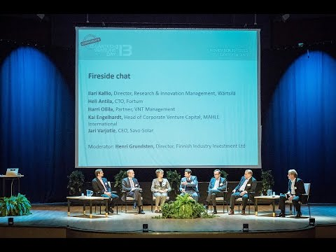 Cleantech Venture Day'13  -World leaders Striving for Sustainability-