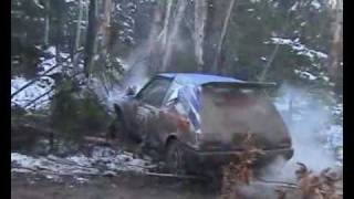 Jamp & crash Toyota Corolla FX Drom.ru