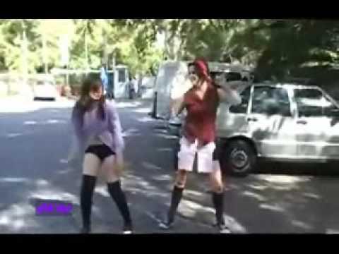 BACCHIKOI VARIOUS  YOUTUBE DANCER