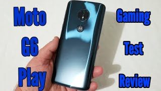 Motorola Moto G6 Play Gaming Review. Is It Good?