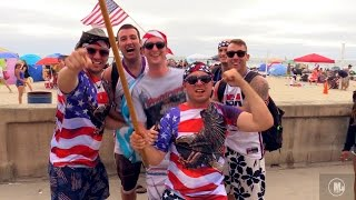 Independence Day 2015 - Mission Beach San Diego Celebration
