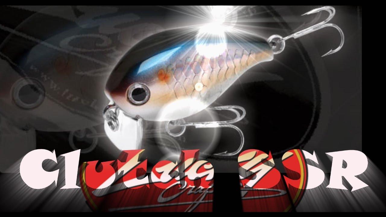 Воблер для голавля (Lucky Craft Shallow Cra-Pea) - YouTube