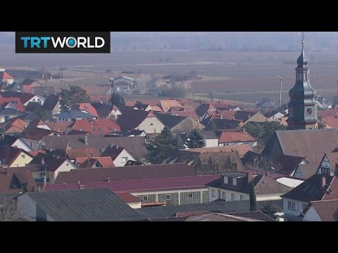 Trump's 100 Days: German town under spotlight after US elections