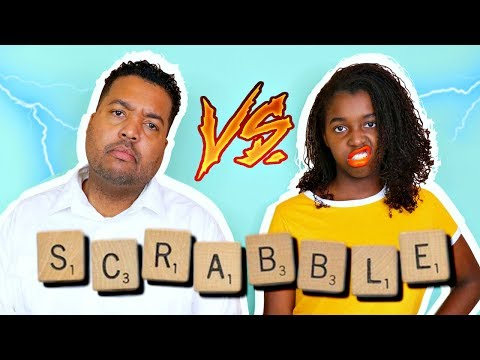 SCRABBLE GAME NIGHT! - Onyx Family
