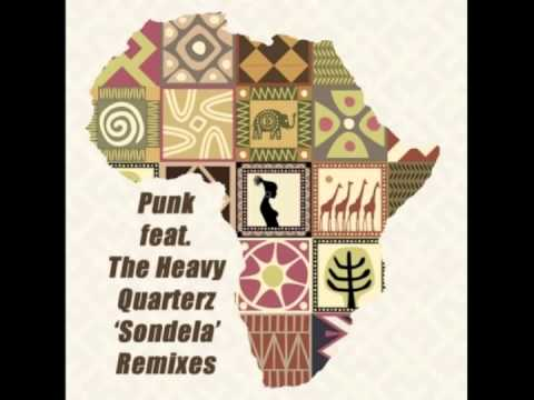 Punk feat. The Heavy Quarterz - Sondela (Darque's Vocal Dub)
