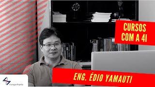 Curso SOLIDWORKS com a 4i Engenharia - Eng. Édio Yamauti