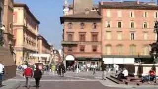 Bolonia Bologna centrum Gotyk i Renesans