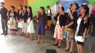 """NO OTHER NAME but the Name of JESUS""-Youth Ensemble of - UPC - Sta. Rosa City, Laguna, Philippines"