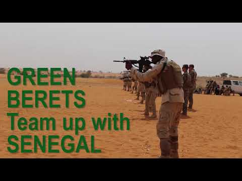 DFN: Flintlock 2018 training in Tahoua, Niger, TAHOUA, NIGER, 04.13.2018 thumbnail