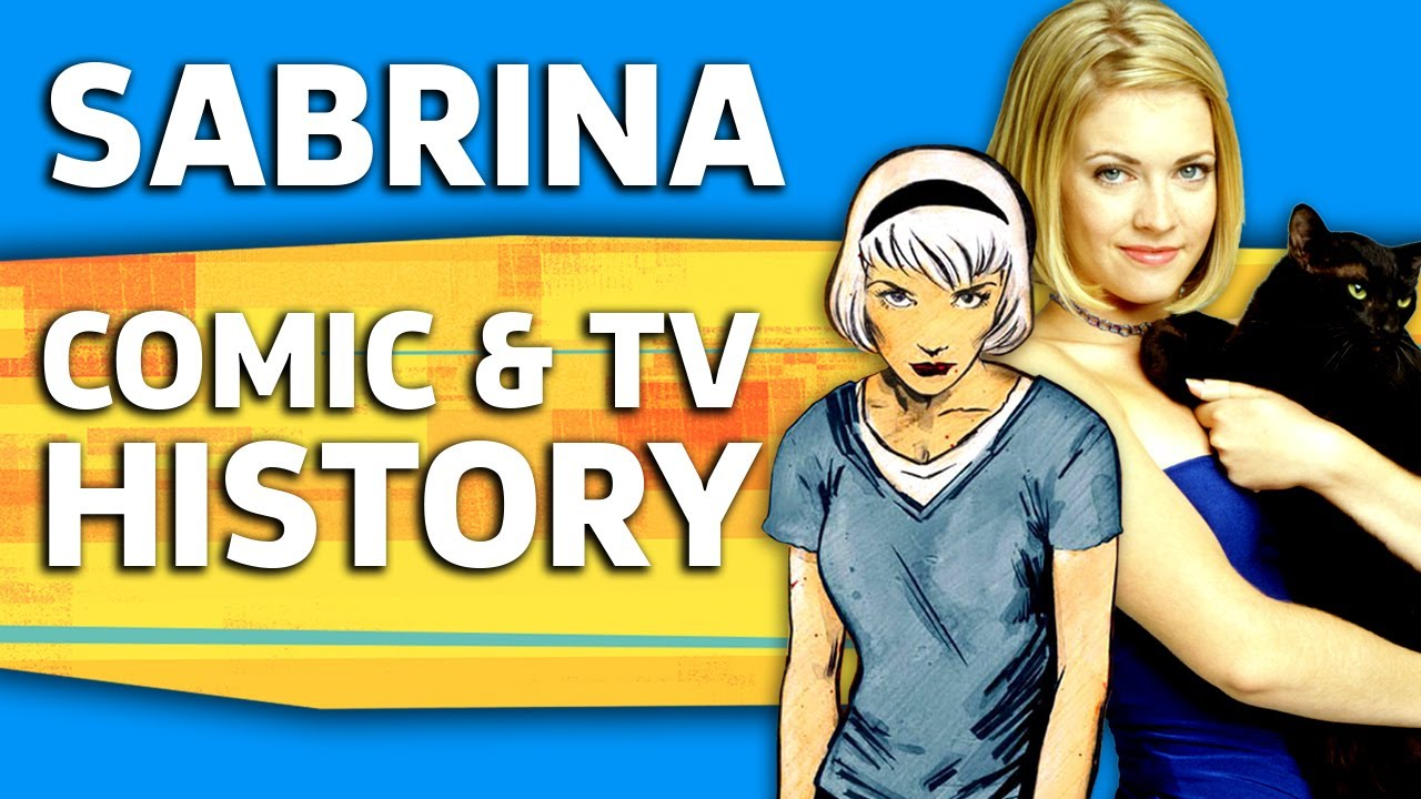 History Of Sabrina The Teenage Witch