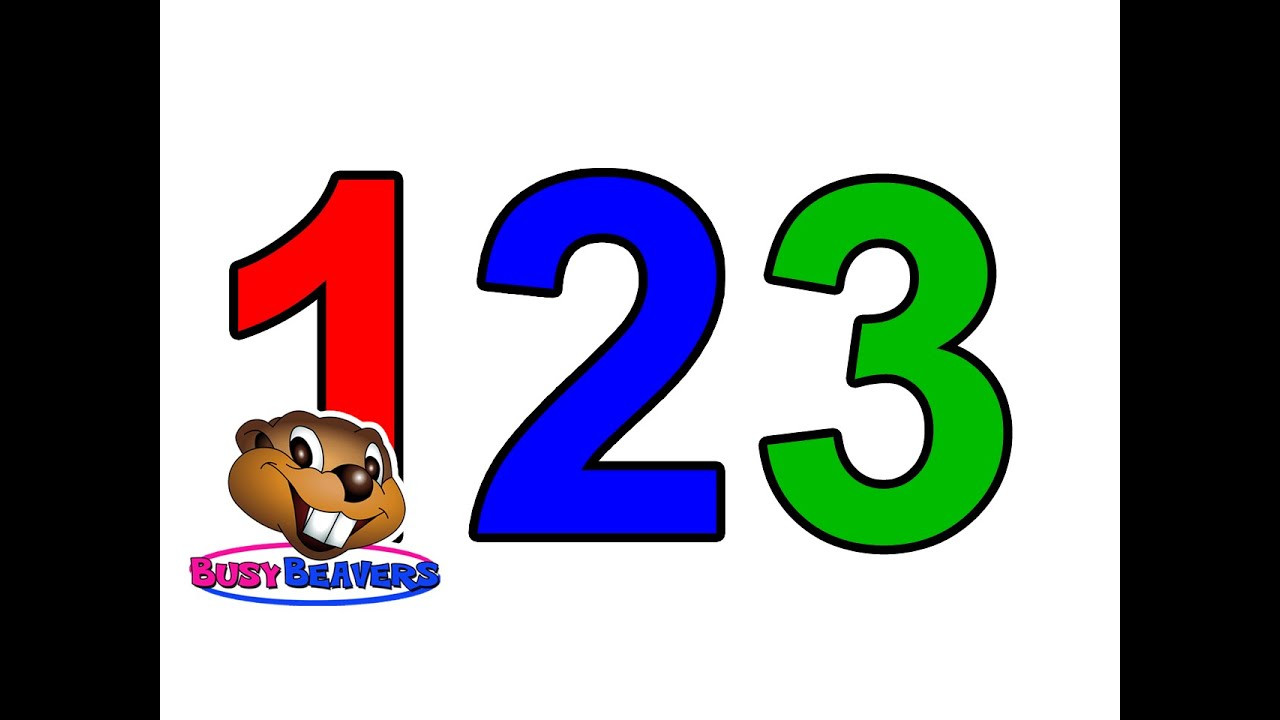 """Numbers Counting 1-100"""" (Level 1 English Lesson 08) CLIP - Kids ..."""