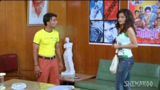 Marathi Comedy Scene - Despo Producer flirts with upcoming actress