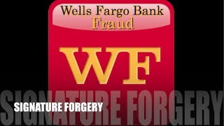 WFB Signature Comparison Forgery