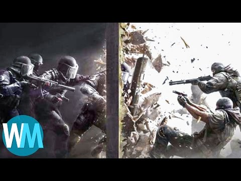 Top 10 Best Tactical Shooter Video Games