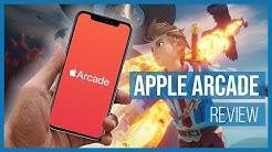 """Apple Arcade im Test: Das Netflix für """"Gamer""""??"""