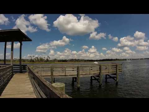 Fort Island Trail Park In Crystal River Florida