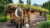 Alone at Dick Proenneke&#39s Log Cabin in the WildernessSilence and Solitude in Alaska