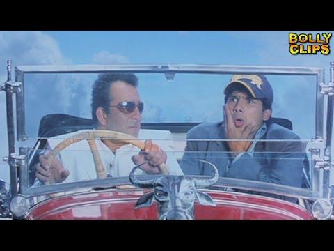 Comedy Scenes | Hindi Comedy Movies | Sanjay Gets Emotional | Hindi Movies