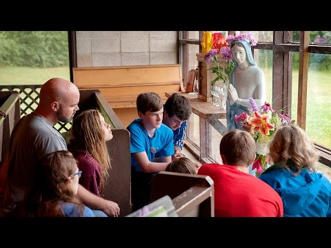 Listening to God at Family Camp
