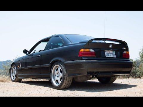 Stock 1997 Bmw E36 M3 One Take Youtube