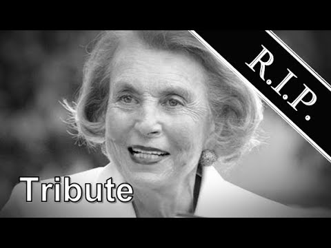 Liliane Bettencourt ● A Simple Tribute