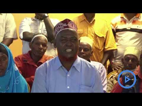 Residents of Isiolo urge President Kenyatta to retain Amina Mohammed and Hassan Wario in his cabinet