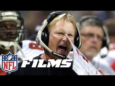 #2 Jon Gruden | Top 10 Micd Up Guys of All Time | NFL Films