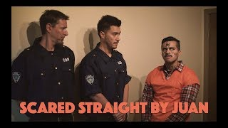SCARED STRAIGHT BY JUAN David Lopez