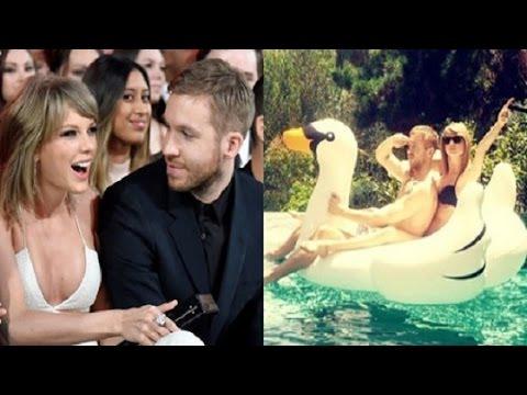 """Taylor Swift và Tom Hiddleston liên tục bên nhau như """"hình với bóng"""" -[Tin Tức 24h]"""