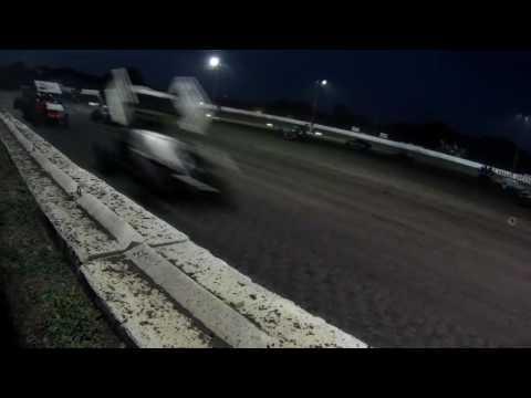 Ameriflex OCRS sprint cars Caney Valley Speedway June 17th 2016