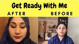 GRWM | PARTY MAKE UP LOOKS | FARYAL HASSAN