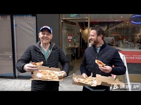 Barstool Pizza Review - Neapolitan Express With Special Guest Bill Burr